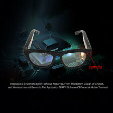 Smart Live Streaming Glasses FHD 1080P Cap Hidden WIFI Camera Video Glasses Cam