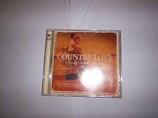 COUNTRY LOVE, 2 CD SET, PATSY CLINE,SHANIA TWAIN,WILLIE NELSON,EVA CASSIDY,
