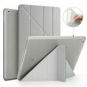 """For Apple iPad 10.2"""" 8th 2020 7th 6th 5th 9.7"""" Magnetic Smart Cover Case Stand"""