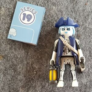 Playmobil 70565 boys serie 19 Geisterpirat pirat zombie