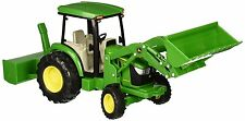 NEW John Deere Big Farm Series 4066R Tractor w/Attachments, Ages 3 (LP64457)