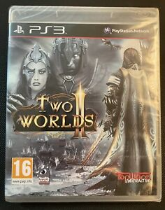 Two Worlds II PS3 Game New Sealed U.K. Playstation 3 Game.