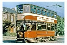 pt7629 - Edinburgh Tram no 368 at Newington - photograph 6x4