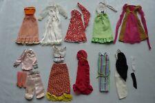 Tenues Barbie vintage 1976 à 1979