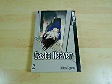Chise Ogawa: Caste Heaven 2 / Manga / deutsch