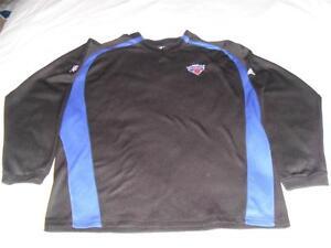 NEW YORK KNICKS Jersey Sweatshirt adidas NBA Adult XXX-LargeT 3XLT (Tall) Black