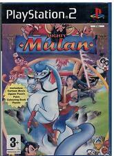 Mighty Mulan (PS2 Nuevo)