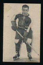 1952-53 St Lawrence Sales (QSHL) #8 ROLLIE ROUSSEAU (Montreal)