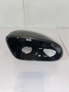 McLaren 650s 570s MP4-12C Right RH Carbon Fiber Door Mirror Housing Cap