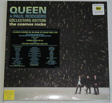 QUEEN + PAUL RODGERS-COLLECTORS EDITION-BEST BUY-HOLLYWOOD D000280801-SEALED-LP