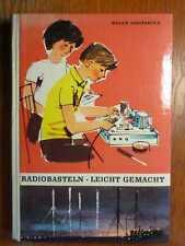 RADIO - Radiobasteln leicht gemacht - Jugendbuch von Jakubaschk (1964)