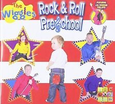 The Wiggles Rock And Roll Preschool CD New ABC For Kids