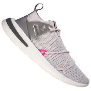 adidas Originals Arkyn Primeknit BOOST Damen Sneaker D96760 Gr. 36 2/3 grau neu