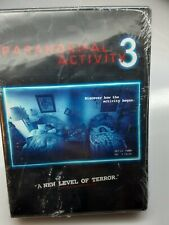 Paranormal Activity 3 (DVD, 2012) Brand New Sealed