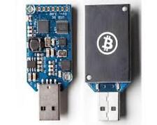 2 BTC ASIC Bitcoin Block Erupter 336MH/S USB Miner  #11 and #12