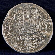 Silver coin of Christian Johann Georg& Augustus, 1592