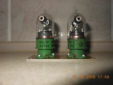 2 pcs x V1V-1V1 ( В1В-1В1 ) HF Vacuum relay 10A , 3KV ,  lot of 2 pcs.