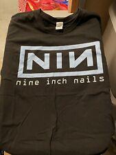Nine Inch Nails 96/97 Nothing shirt XL reprint