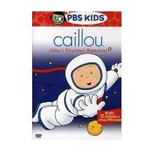 Caillou Playschool Adventures 0841887052191 DVD Region 1 P H