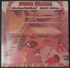STEVIE WONDER - FULFILLIGNESS' FIRST FINALE 1974 VINYL AUS PRES MOTOWN STMA 8019