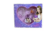 Coffret Cadeau VIOLETTA Disney 30ml EDT + Collier + Stickers Idéal Cadeau 055979