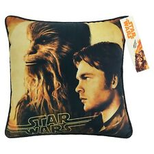 """Star Wars Solo Star Wars Story Kessel Throw Pillow - Yellow - Size:15""""x15"""" New"""