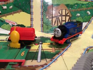 thomas the tank engine trackmaster trains Real Steam Thomas