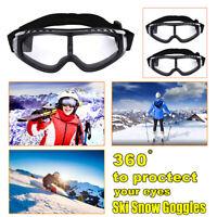 3x Pro Snow Skiing Eyewear Snowboard Sunglasses Windproof Safety Glasses Goggles