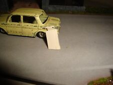 Ancien Norev / Pièce détachée - Portière gauche Triumph TR5 / TR 5 - FF5