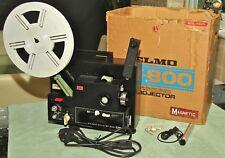 Elmo ST-800 SUPER 8 proiettore di suono magnetico-REVISIONATA