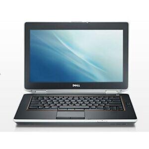 """Dell Latitude E6420 Notebook 14"""" Core i7-2640M, RAM 8 GB, SSD 256 GB. Grado B"""