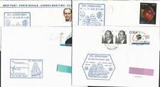 Schiffsstempel Segelschulschiff Gorch Fock: 5 Briefe und 3 Postkarten 2002-2005!
