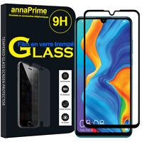 3D Full Vitre Verre Trempé Film Protection Ecran Total Serie Huawei P20 P30 LITE