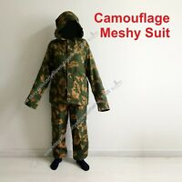 KZS Camouflage Suit Berezka USSR Camo Meshy Suit Soviet Russian Army. Size 1