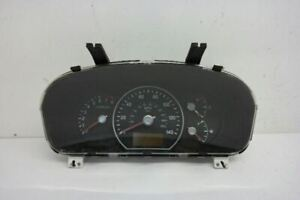 2009 2010 Kia Rondo Speedometer Cluster MPH 4 Cylinder With Cruise Control