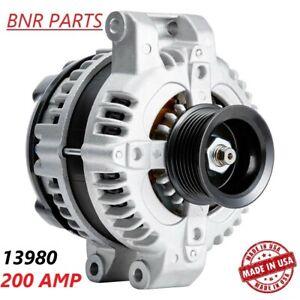 200 AMP 13980 ALTERNATOR Acura Honda High Output Performance HD USA NEW