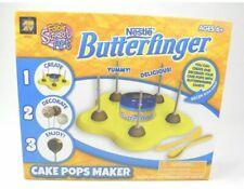 Nestle Butterfinger Cake Pops Maker Recipe Book Create & Decorate - New In Box