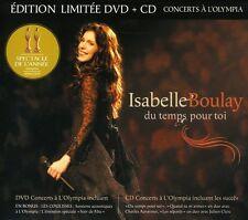 Isabelle Boulay - Du Temps Toi Live a L'olympia de Paris [New CD] Canada - Impor