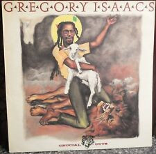 Gregory Isaacs - Crucial Cuts - 1983 UK Vinyl Compilation Virgin VX 1010 EX/EX