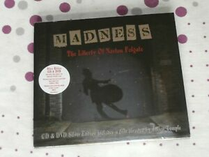 Madness - The Liberty Of Norton Folgate - Silver edition CD + DVD