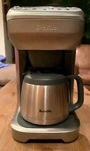 BREVILLE YOUBREW 12 CUP GRIND AND BREW COFFEE MAKER ~ MODEL BDC600XL