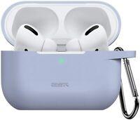 ESR Bounce AirPods Pro Case Ultra-thin Silicon Cover Slim Fit Soft Lavender