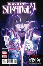 Doctor Strange Annual #1 Comic Book 2016 - Marvel