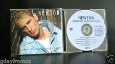 Newton - Sometimes When We Touch 5 Track CD Single