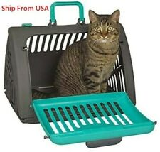 New ListingOutdoor Pet Cage Cat Travel Carrier Breathable Large Space Carrier