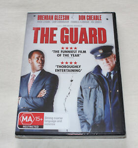 The Guard (DVD, 2011) New Sealed