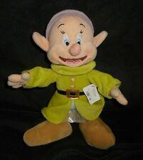 "12"" Disney Tienda Blancanieves Siete Enanitos Mudito Stuffed. Animal Felpa"