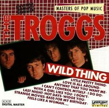 Troggs Wild thing (compilation, 16 tracks) [CD]