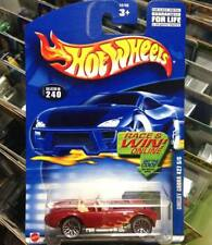 Hot Wheels Shelby Cobra 427 S/C