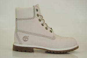 Timberland 6 Inch Premium Boots Size 38 US 7 Waterproof Women Lace up 23623